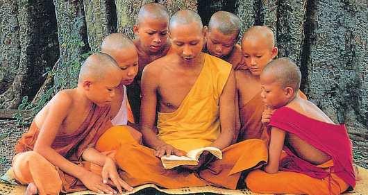 budisticki monah